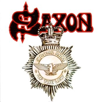 SAXON - STRONG ARM OF THE LAW / CD