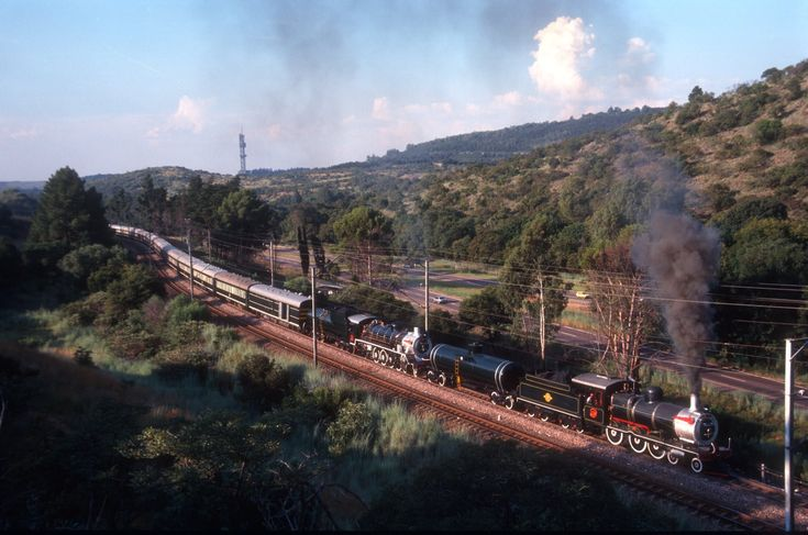 South African Steam: Rovos Rail Reminiscences Part 1