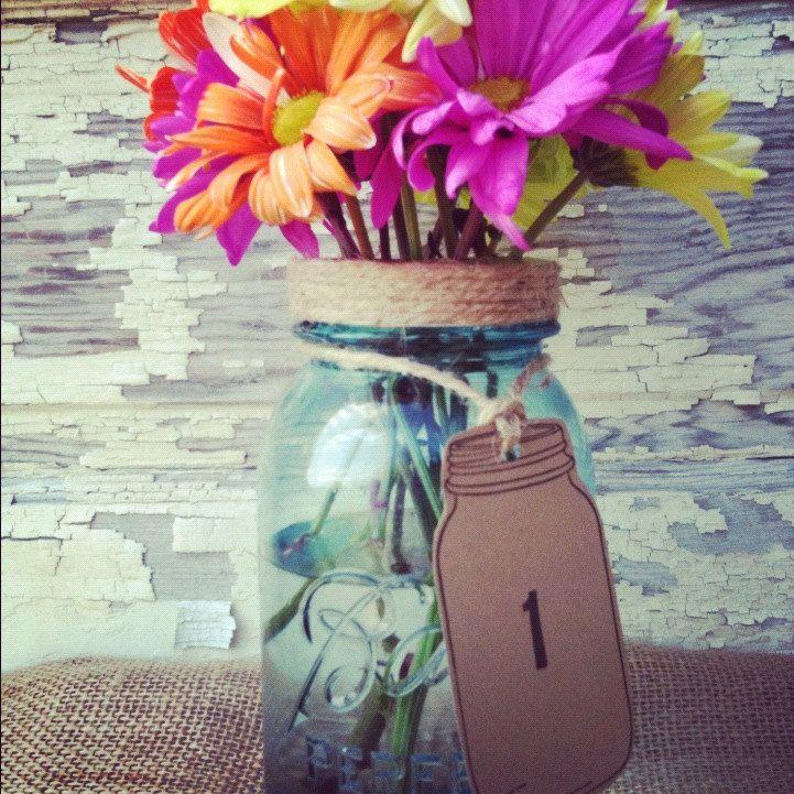Wedding Ideas Using Mason Jars: 10 Mason Jar Flower Lids Frog Mason Jar Lids By