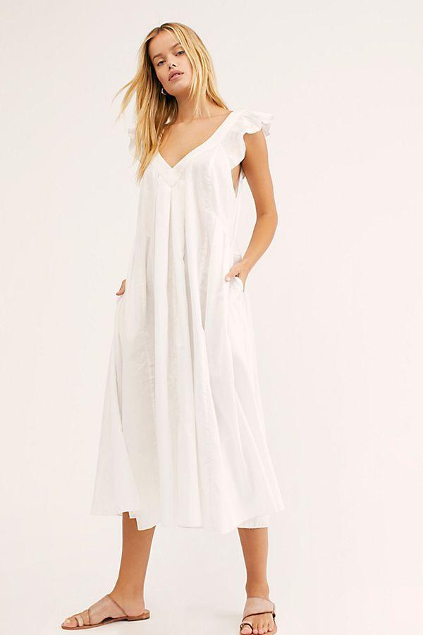 789003d11507 Darling Days Midi Dress in 2019 | Dresses | Dresses, Free people ...