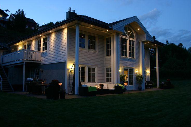 Aurora - Herskapelig hus fra Systemhus