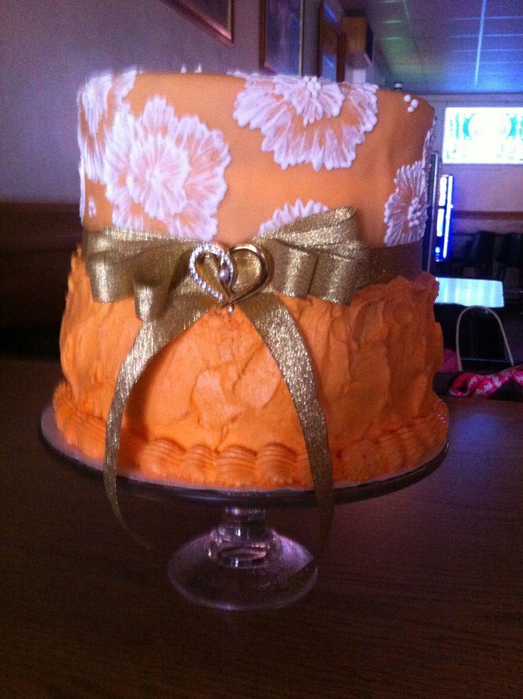 Non's birthday cake