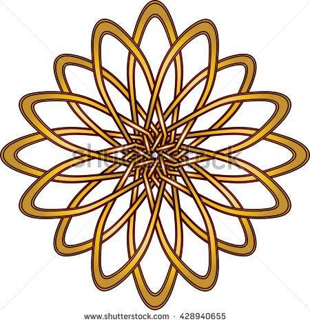 Image result for circular geometric patterns