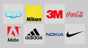 Interesting Ideas & Stories Behind Logos Of Famous Brands | Inspiration For Logo Designers