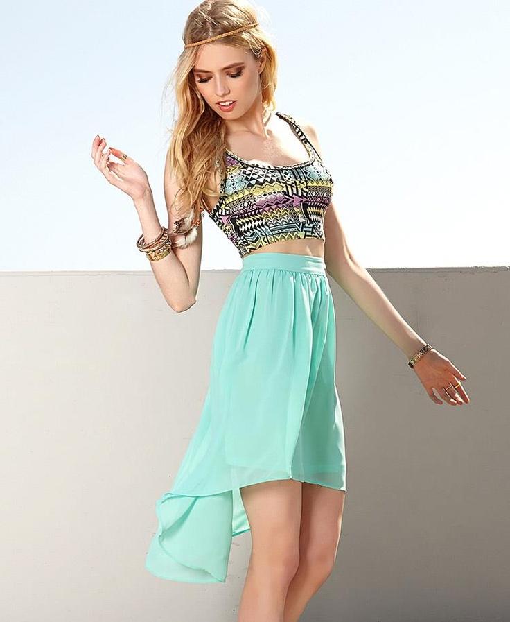 89 best faldas images on pinterest - Colores para combinar ...