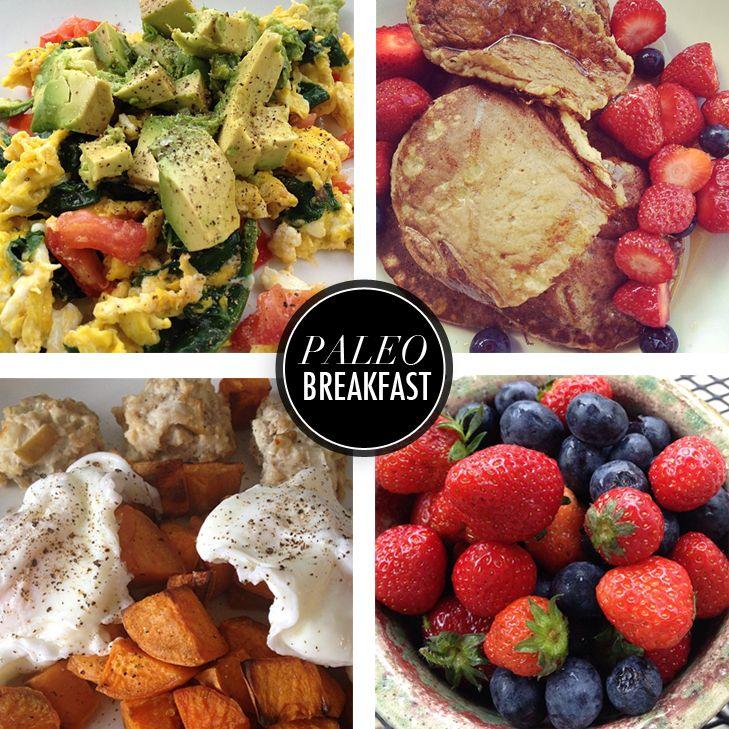 Clean Eating Tips Paleo Breakfast Ideas Whatiworetumblr