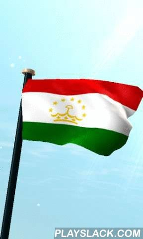Tajikistan Flag 3D Free  Android App - playslack.com , This is a live wallpaper app which shows fluttering flag on your home screen.1. Features- Wind speed changes automatically according to your device's battery level. Flag will flutter much if you have enough battery.- You can open this app by double tapping home screen.- The full version have no ads. It will be helpful if you buy the full version.2. Troubleshooting- Some devices may not work properly at first time.Please try to set…
