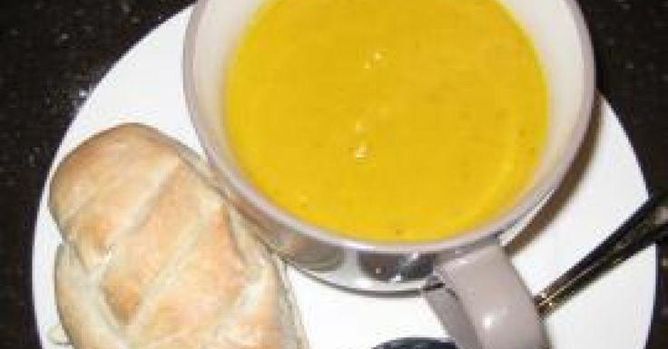 Carola's Pumpkin Soup