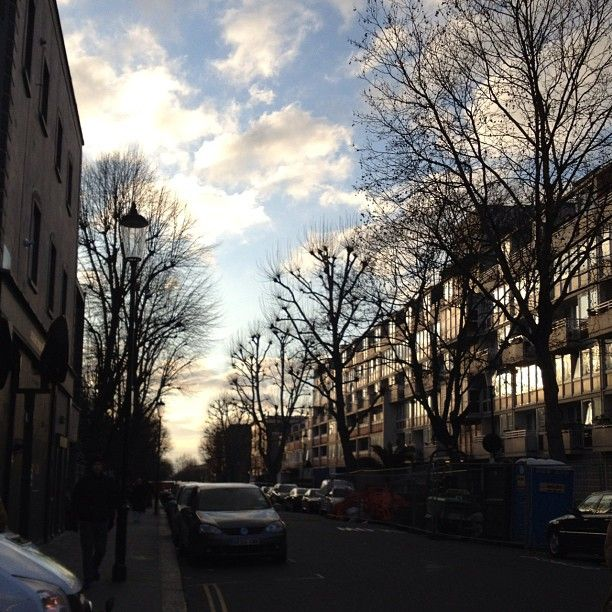Within the Notting Hill Vicinity
