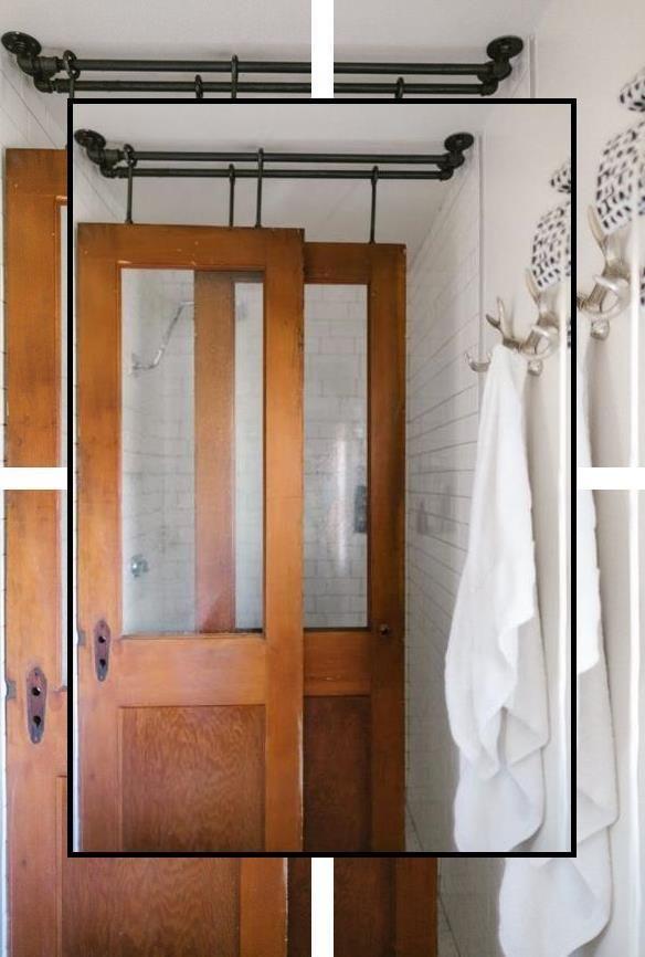Wooden French Doors Arch Door Internal Sliding Partition Doors