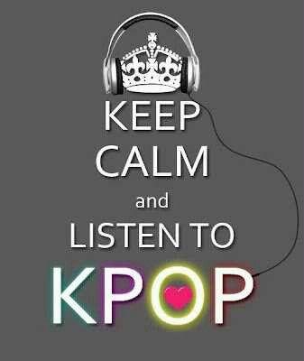 Listen to K-pop
