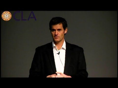 """Charla """"Grandes desafíos / Nuevos liderazgos: cómo se construye el futuro de la empresa"""" de Juan Carlos Eichholz en ICARE, realizada el 1 de agosto de 2013"""