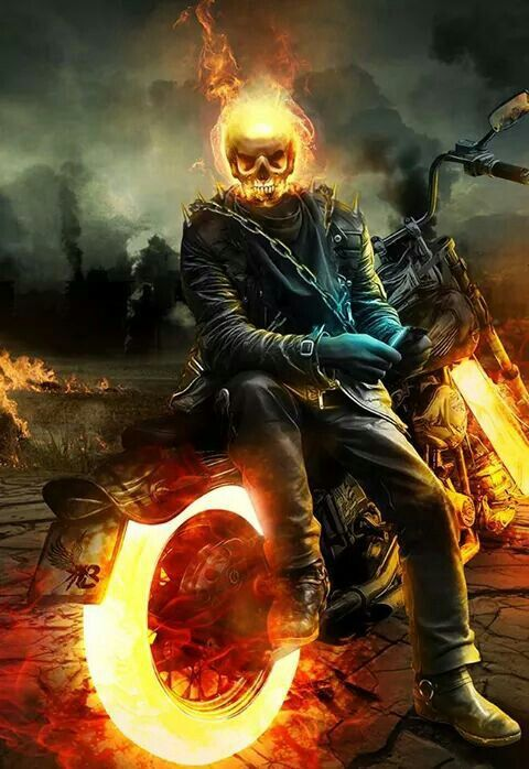 GHOST RIDER Fotos de Ghost Rider  De ahora y de siempre Chadan1965