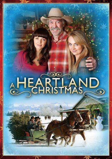 HEARTLAND - Heartland: A Heartland Christmas - Television series - MOVIES - Renaud-Bray