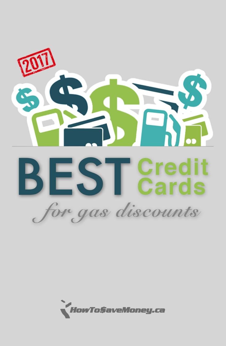 Best credit cards for gas discounts 2017