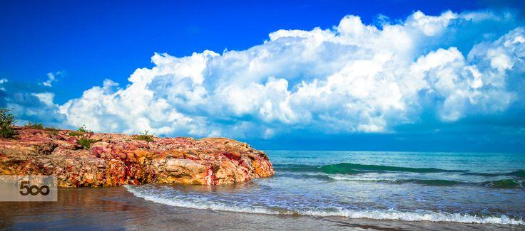 Casuarina Beach NT by Jamie Scotland / 500px