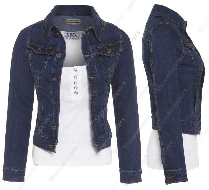The 25  best Denim jacket womens ideas on Pinterest   Women's ...