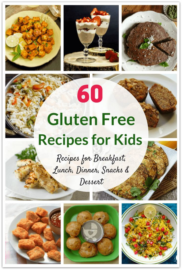 435 best allergy friendly recipes for kids images on pinterest 60 healthy gluten free recipes for kids forumfinder Gallery