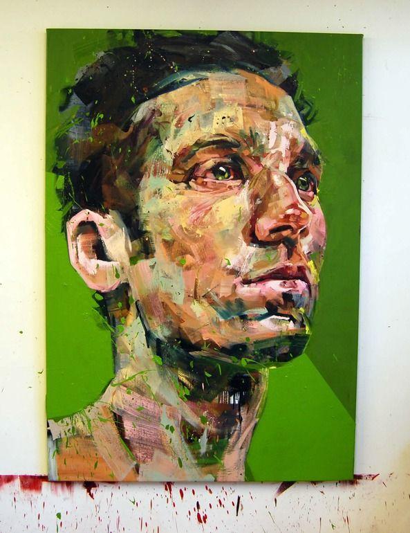 Andrew Salgado - Tom, 2013 (Harvey Nichols Commission)