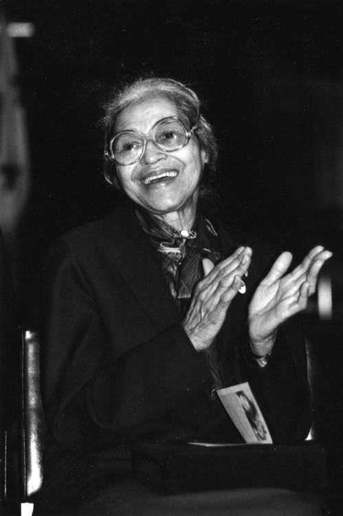 the women who changed the world rosa parks an african american civil rights activist World war ii and civil rights  a 42-year-old woman named rosa parks found a seat on a montgomery, alabama bus after work segregation laws at the time stated blacks must sit in designated seats .