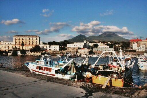 Portici porto Borbonico
