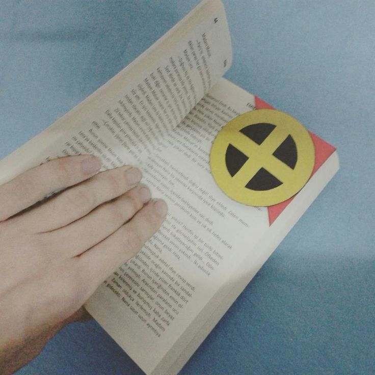 Marvel X-men Bookmark DIY Designer Me Kendinyap ... #xmen #marvel #bookmark #DIY #designer #kendinyap