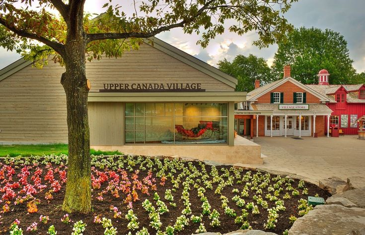 Upper Canada Vilalge - Morrison, ON