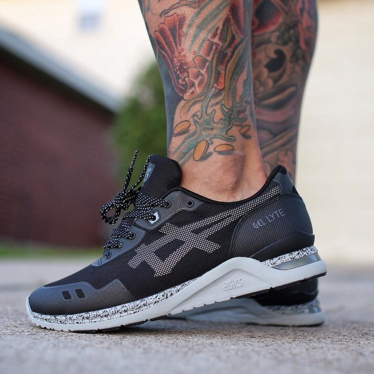 Chubster favourite ! - Coup de cœur du Chubster ! - shoes for men - chaussures pour homme - ASICS Tiger GEL lyte 3 EVO
