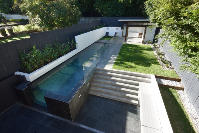Gibbon Street House, New Farm Australia by Shaun Lockyer Architects.