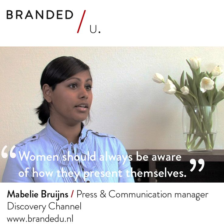 Mabelie Bruijns / Press & Communication manager Discovery Channel