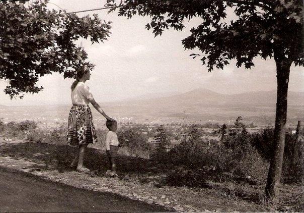 ✿ ❤ Bir Zamanlar İSTANBUL, Çamlıca, 1964.