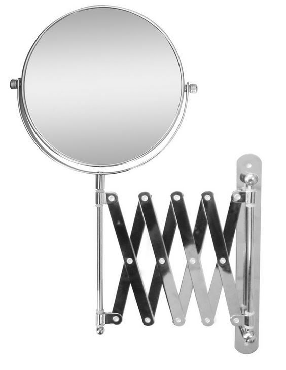 Picture Collection Website Elegant Home Fashions Extendable Wall Mount Bath Magnifying Makeup Mirror See this great product