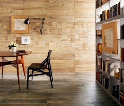 Modern Wood Tiles for Floor and Wall