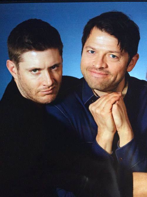 are jensen ackles and misha collins dating