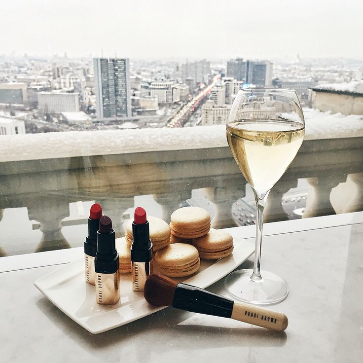 Moscow diary with BobbiBrown