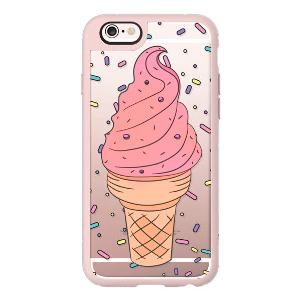 Sprinkles on Top - iPhone 6s Case,iPhone 6 Case,iPhone 6s Plus... (2.650 RUB) ❤ liked on Polyvore featuring accessories, tech accessories, iphone case, iphone cases, apple iphone cases, clear iphone cases, iphone hard case and iphone cover case