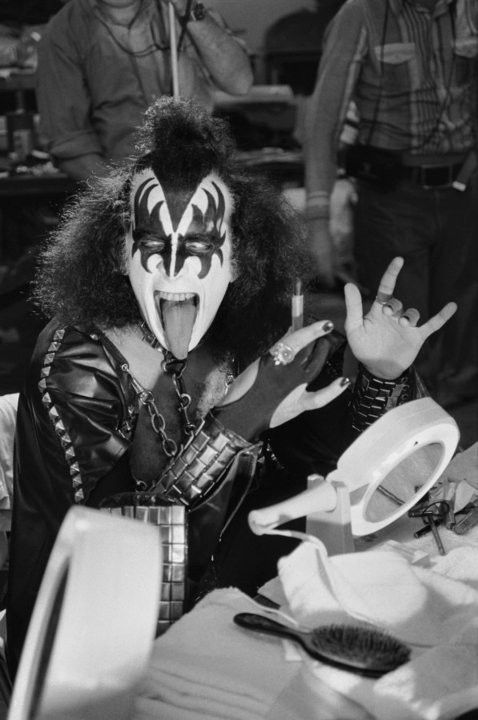 Former Schoolteacher Gene Simmons Assigns 200-Word Essay On Whores