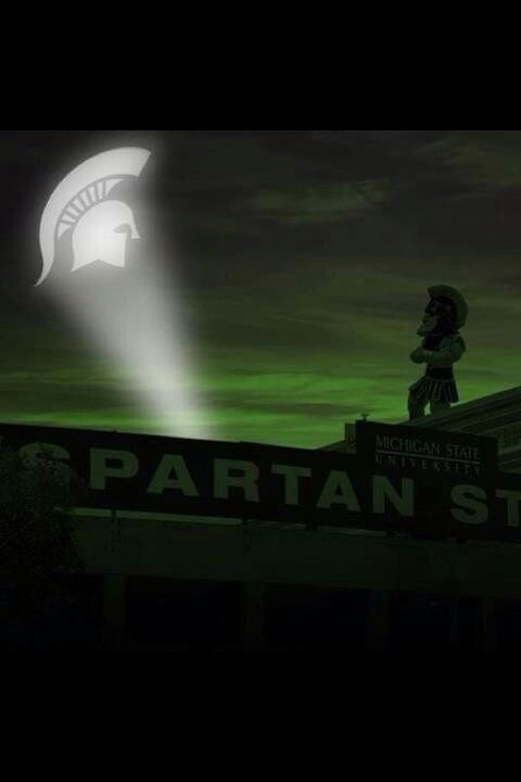 Calling all true Spartan fans