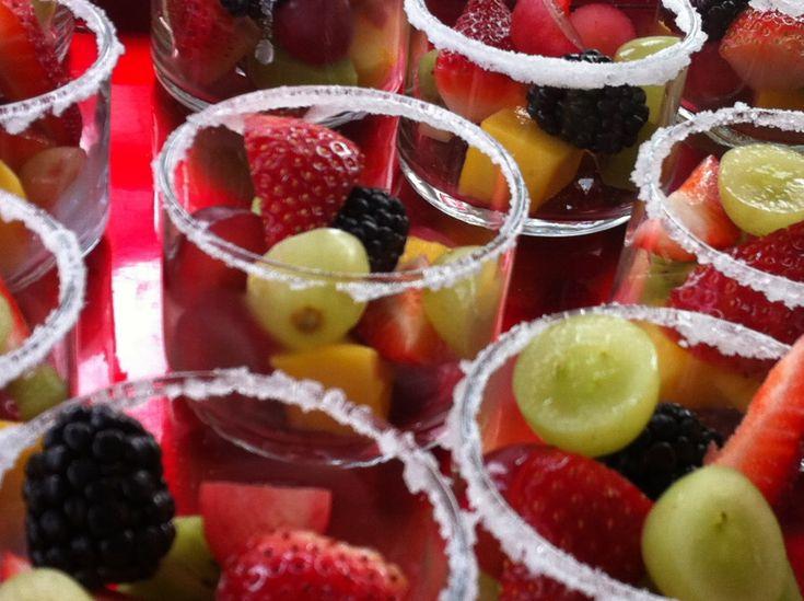 1920s fruit cocktail -
