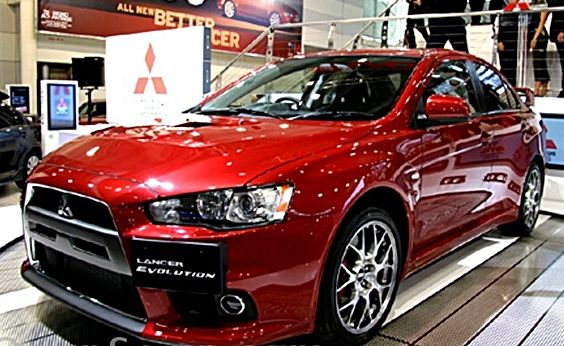 2017 Mitsubishi Lancer Evolution Redesign and Performance - New Car Rumors