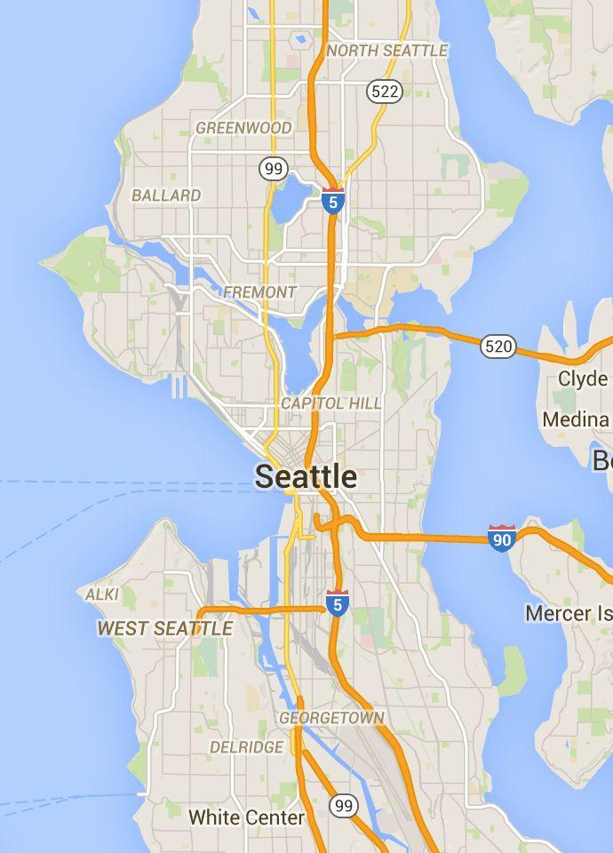 Best 25 Seattle neighborhoods ideas on Pinterest