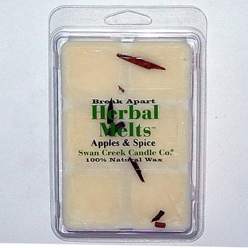 Swan Creek Candle Soy Drizzle Melt 4.75 Oz. - Apples & Spice