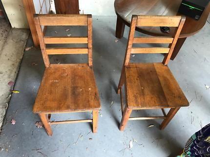 Wooden chairs | Dining Chairs | Gumtree Australia Manningham Area - Warrandyte | 1133947540