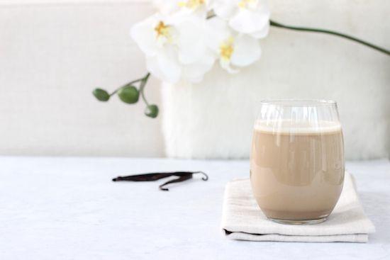 Espresso & Vanilla Milkshake