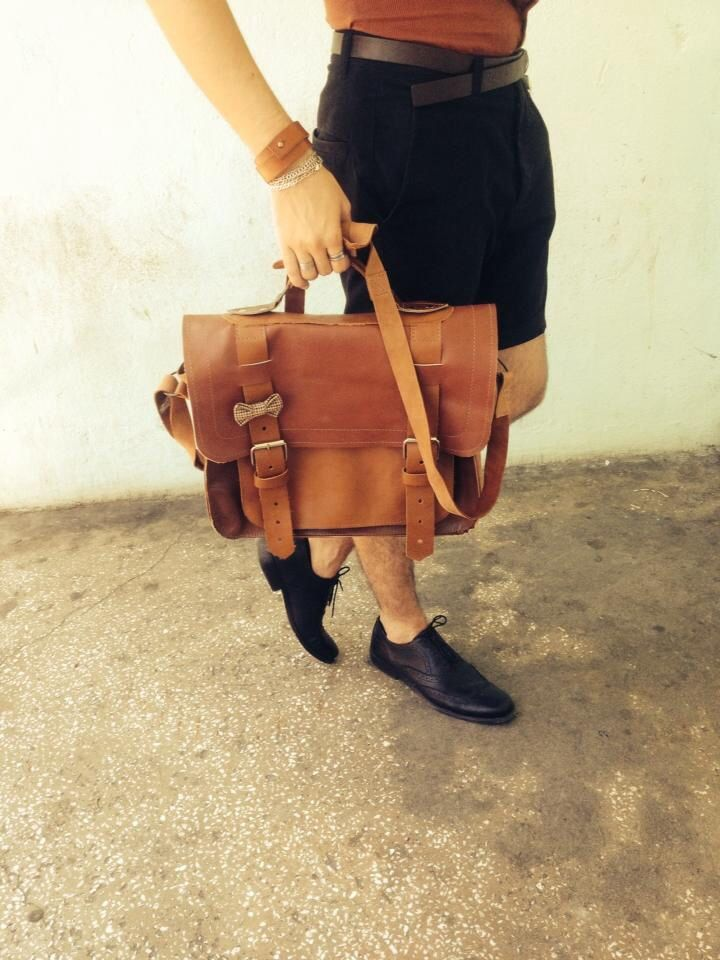 Hand made Bag # men's accessorie's# made by Roncea Sebastian#