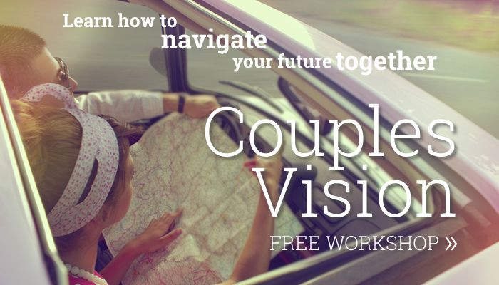 Free Couples Vision Workshop