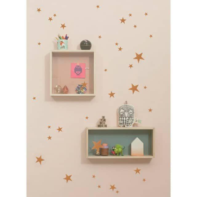 Wallsticker Mini Stars von ferm LIVING - Meine Wand
