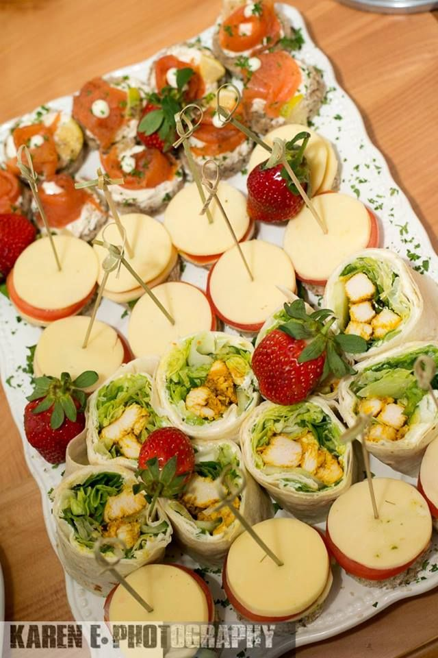 @chccateringsa food for @calderwoodsa Bridal Open Day - photo by Karen Edwards https://www.facebook.com/karen.edwards.98096721