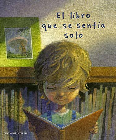 """Hay historias que se te graban dentro. Hay cuentos que todo niño debiera leer. """"El libro que se sentía solo"""" es uno de ellos porque nos abre las puertas al mundo de un libro solitario al que le encanta que los niños lo abran, lean, se introduzcan de lleno en sus páginas. Una historia de amor por la lectura, de amor por aquellos libros de la infancia que, para todos nosotros, son irrepetibles, que nos llegaron al corazón y los mantenemos a nuestro lado como si fueran nuestros amigos."""