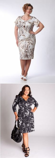 Выкройки платьев для полных женщин - 125 выкроек. Выкройка платья прямого покроя с плиссированной оборкой (размеры 50-56) Выкройка платья имитирующего костюм (размеры 50-56) Выкойка простого летнего платья с короткими рукавами (размеры 50-56) Выкройка платья с кокетками и складками на переде и спинке (размеры 50-56) Летнее платье с коротким рукавом (размеры 58-64) Выкройка летнего платья без рукавов (размеры 48-56) Выкройка летнего платья большого размера с рукавами фонарик (размер